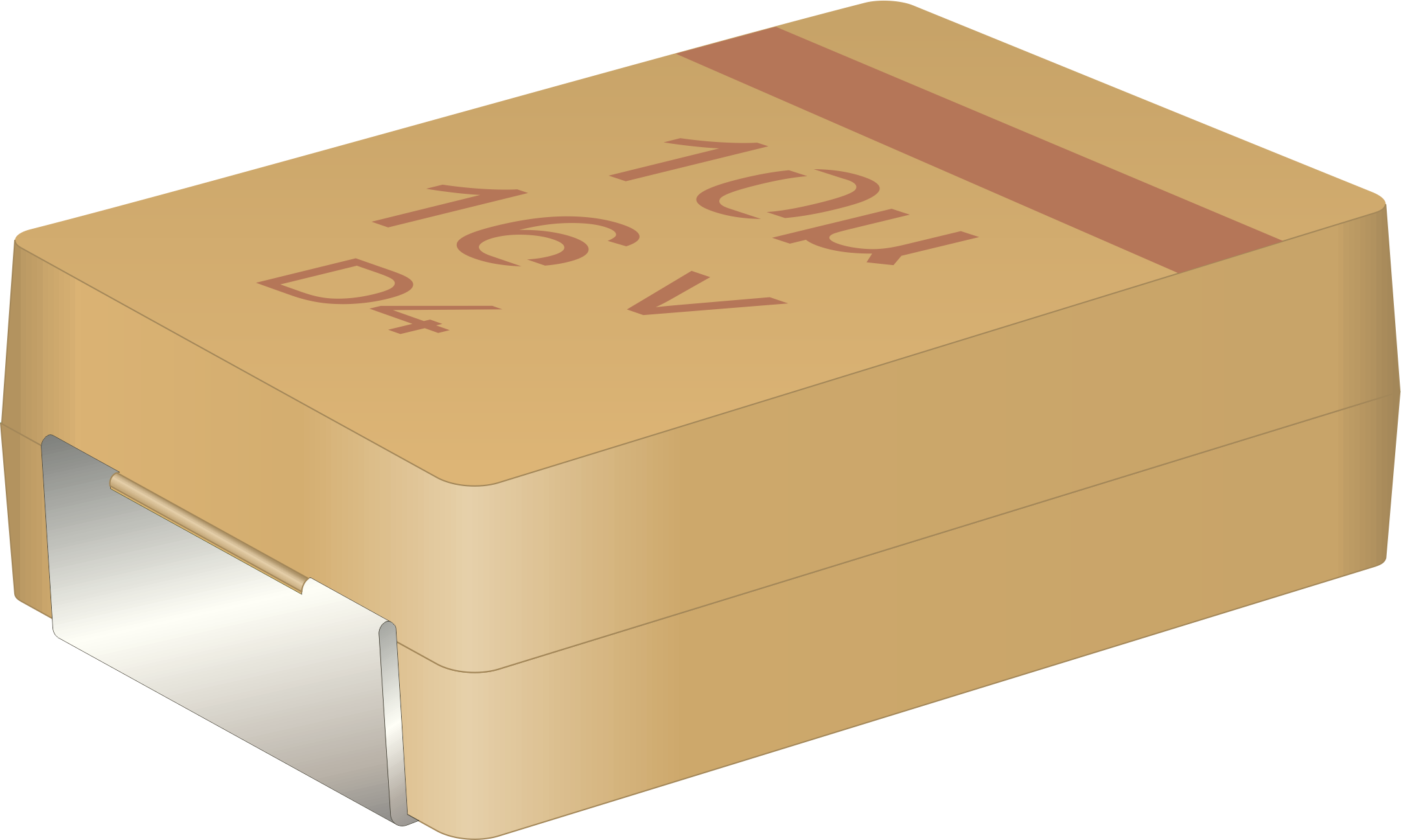 Image - General Purpose Tantalum Capacitors